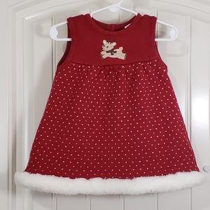 Gymboree | Infant 12-18 m | Christmas Dress